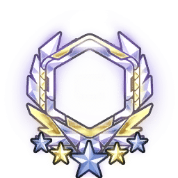 Overwatch Portrait Rahmen Level 2981-2990