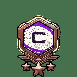 Overwatch Portrait Rahmen Level 331-340