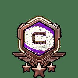 Overwatch Portrait Rahmen Level 341-350