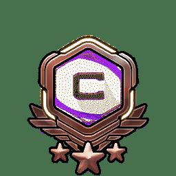 Overwatch Portrait Rahmen Level 351-360
