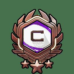 Overwatch Portrait Rahmen Level 391-400