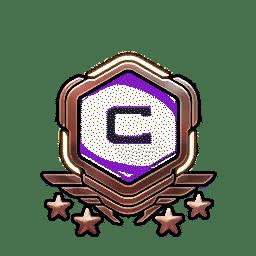 Overwatch Portrait Rahmen Level 441-450