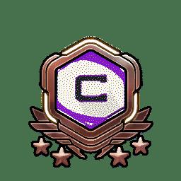 Overwatch Portrait Rahmen Level 451-460