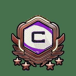 Overwatch Portrait Rahmen Level 461-470
