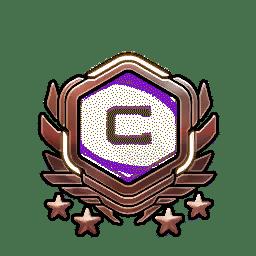 Overwatch Portrait Rahmen Level 471-480