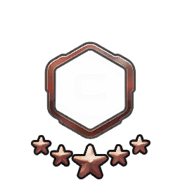 Overwatch Portrait Rahmen Level 501-510