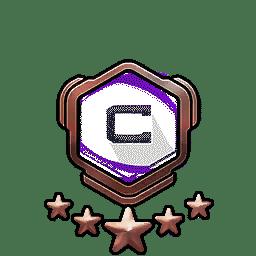 Overwatch Portrait Rahmen Level 511-520