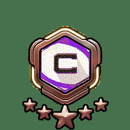 Overwatch Portrait Rahmen Level 521-530