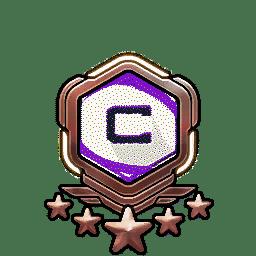 Overwatch Portrait Rahmen Level 531-540