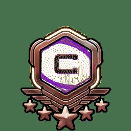 Overwatch Portrait Rahmen Level 541-550