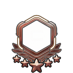 Overwatch Portrait Rahmen Level 551-560