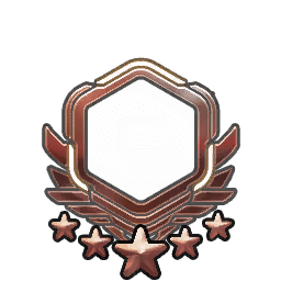 Overwatch Portrait Rahmen Level 561-570