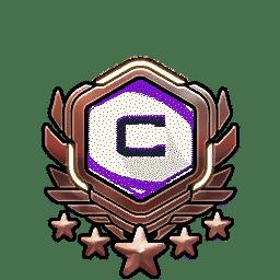 Overwatch Portrait Rahmen Level 571-580