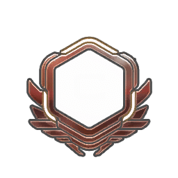 Overwatch Portrait Rahmen Level 61-70