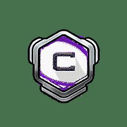 Overwatch Portrait Rahmen Level 611-620