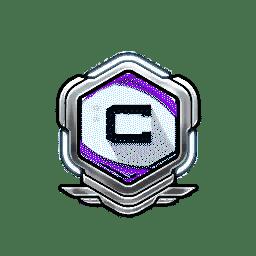 Overwatch Portrait Rahmen Level 631-640