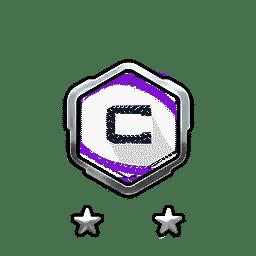 Overwatch Portrait Rahmen Level 801-810