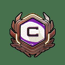 Overwatch Portrait Rahmen Level 81-90