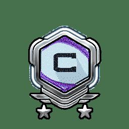 Overwatch Portrait Rahmen Level 831-840