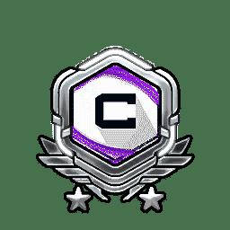 Overwatch Portrait Rahmen Level 851-860