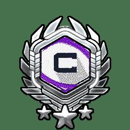 Overwatch Portrait Rahmen Level 991-1000