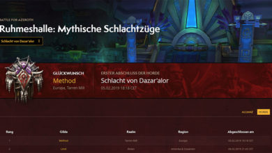 Photo of 100 Horde-Gilden haben Jaina Prachtmeer (Mythic) besiegt