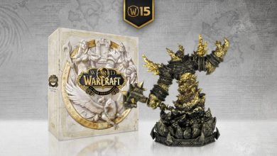 Photo of 15. Geburtstag von WoW – Collectors Edition mit Ragnaros