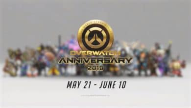 Photo of Overwatch Anniversary Event 2019 gestartet – neue Skins