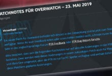 Overwatch PTR Patch 1.37 Patchnotes