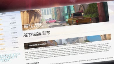 Photo of Overwatch Patch 1.35.1.1 Patchnotes vom 7. Mai