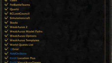 Photo of WoW Classic UI Addons