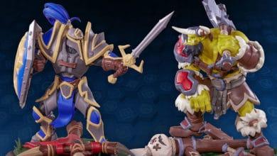 Photo of Warcraft-Jubiläumsstatue zur BlizzCon 2019 bis zum 19.06.2019 verfügbar