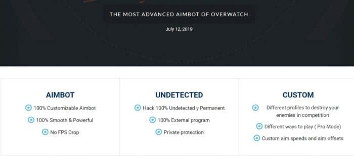 Overwatch Cheat Erkennung