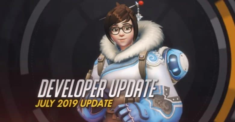 Overwatch Entwickler Update Juli 2019