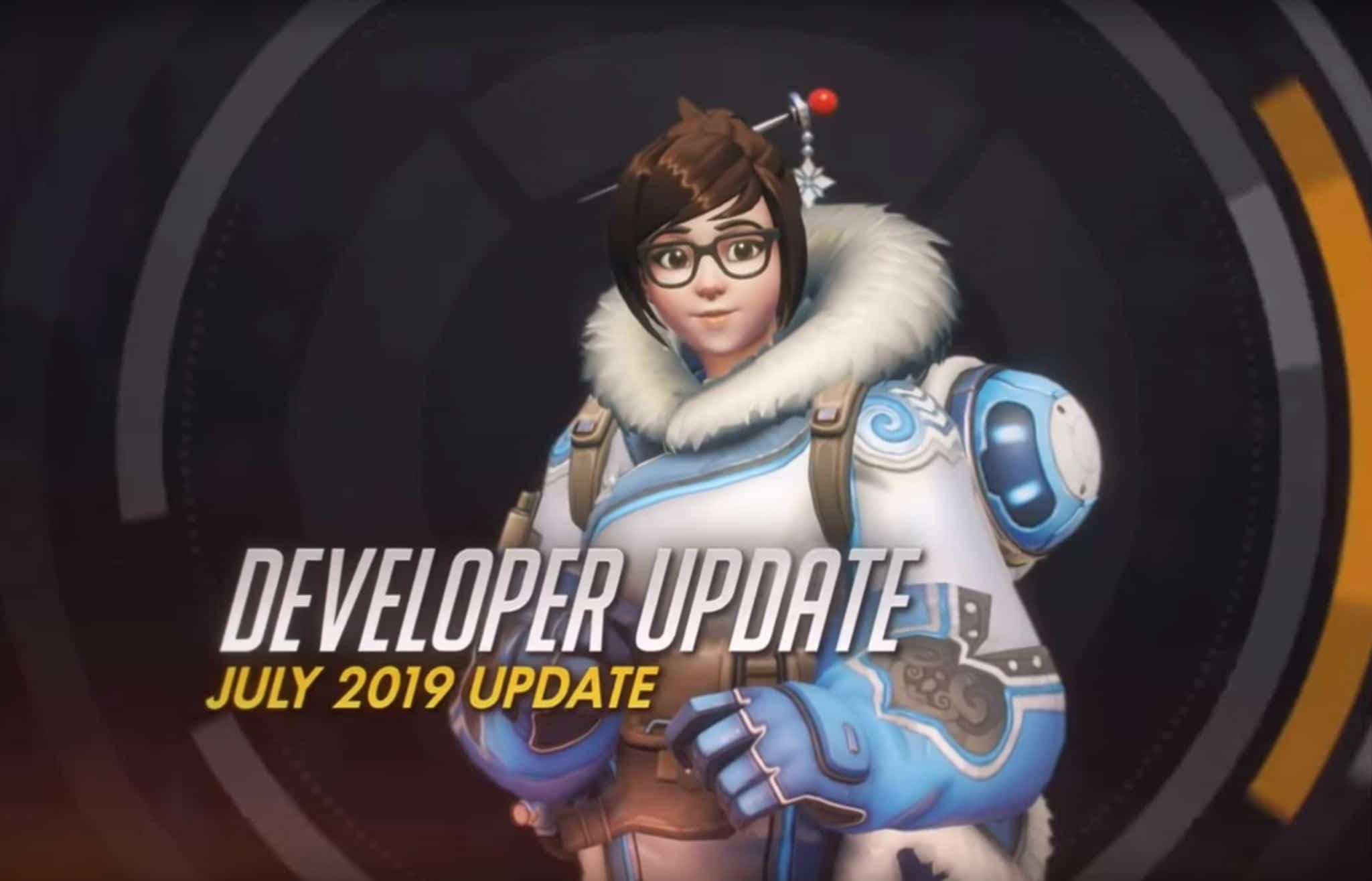 Overwatch Entwickler Update Juli 2019