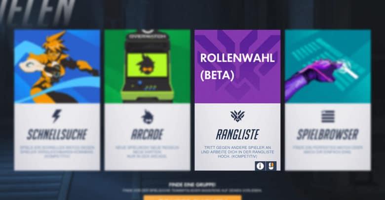Hat die Beta-Season von Overwatch Einfluss auf das MMR