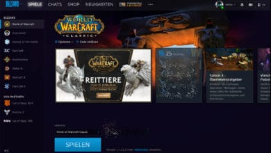 Photo of WoW Classic Closed Beta ist bis Freitag online