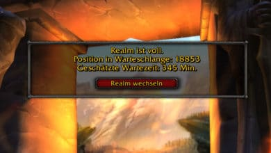 Photo of WoW Classic Release, Volle Realms und neue Realms