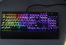 Photo of Corsair K70 LUX RGB Tastatur im Test