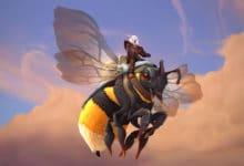 Photo of Fliegen ab Shadowlands mit Stufe 25 freigeschaltet