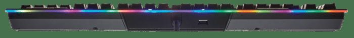 RGB bei der Corsair K95