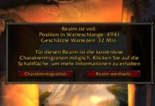 Photo of Kostenlose Charaktertransfers für Classic Realms (Update)