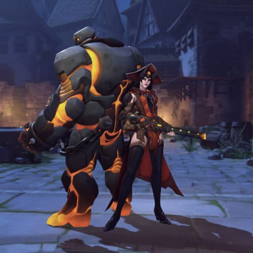 Overwatch Halloween Event 2019 Skin - Ashe