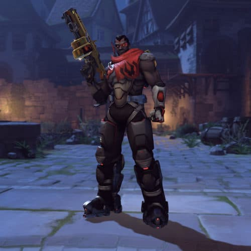 Overwatch Halloween Event 2019 Skin - Babtiste