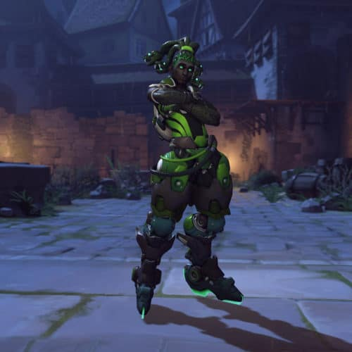 Overwatch Halloween Event 2019 Skin - Lucio