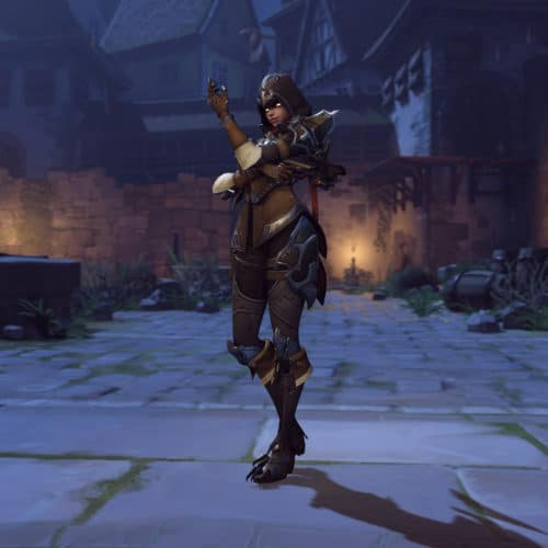 Overwatch Halloween Event 2019 Skin - Sombra