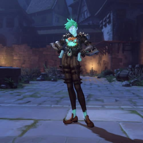 Overwatch Halloween Event 2019 Skin - Tracer