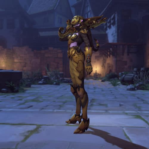 Overwatch Halloween Event 2019 Skin - Widowmaker