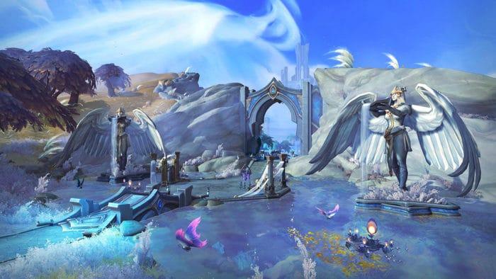 Pakt der Kyrianer zeigt Bastion