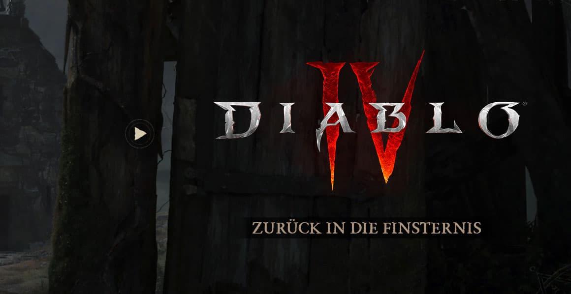 Diablo 4 Logo